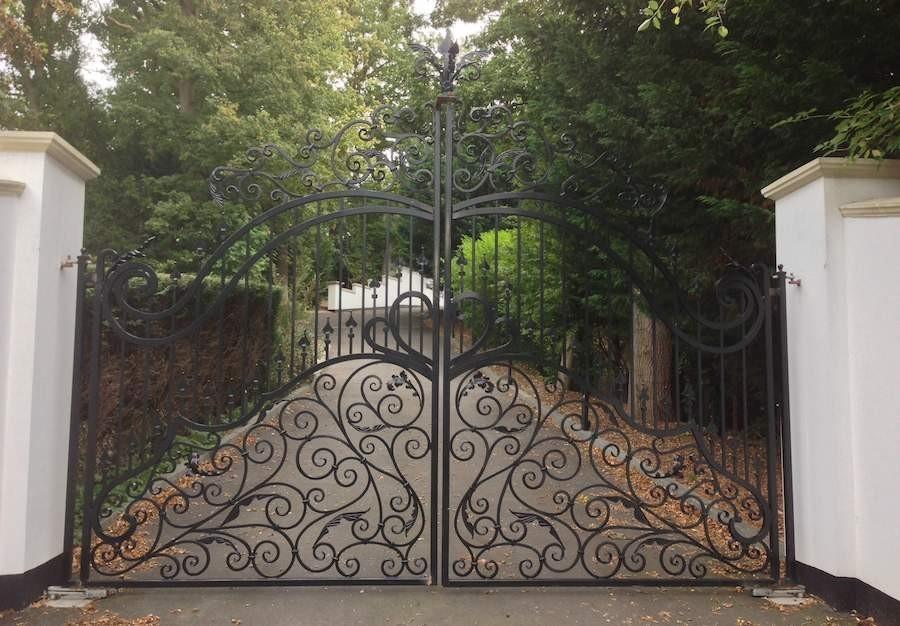 Wrought Iron Gates_Showcase
